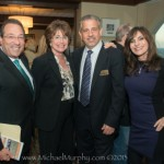Jesse Diner, Adele Stone, FCF President Howard Talenfeld, Julie Talenfeld at Florida's Children First Awards