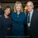 FCF Executive Director Christina Spudeas, Honoree Anne Alper, Todd McPharlin at Florida's Children First Broward Awards