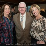 Honoree Carol Marbin Miller, Skip Campbell, WPLG Channel 10's Kristi Krueger at Florida's Children First Broward Awards