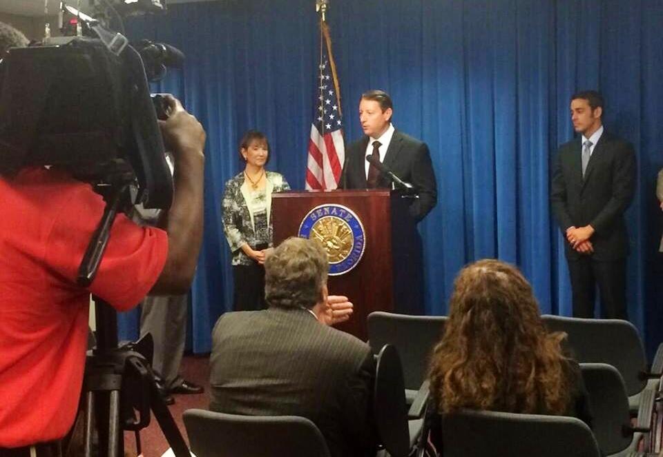 FCA Attorney Press Conference
